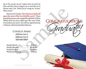 Congradulations Baptist Tract
